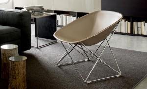 7 / Lounge-Sessel Popsi © Lema