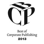 agenturengel Best of Corporate Publishing 2013 Silber