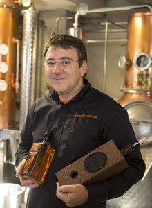 Planet Whisky: Marcel Telser © Telser Distillery Ltd.