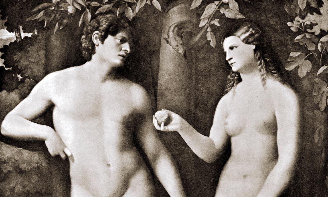 Philosophie: Adam & Eva
