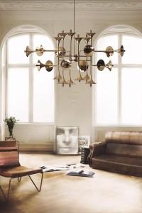 1 / Deckenleuchter Botti © Delightfull Lamps