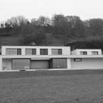 2011 Einfamilienhaus Wellenstein, Lochau © Bauart