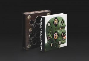 ASHLEY BICKERTON BOOK Monographie des Künstlers Ashley Bickerton © Sagmeister & Walsh