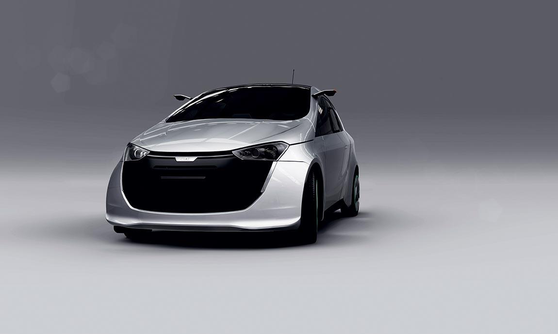 Dank Erdgasantrieb und einer sehr leichten Konstruktion soll der CULT die durchschnittlichem CO2-Emission um die Hälfte reduzieren. © Magna Steyr Fahrzeugtechnik