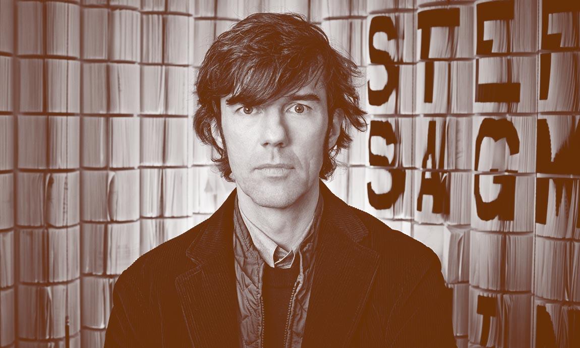 Stefan Sagmeister © Sagmeister & Walsh