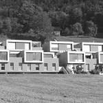 2003 Wohnanlage naturart, Feldkirch 8 Reihenhäuser © Bauart