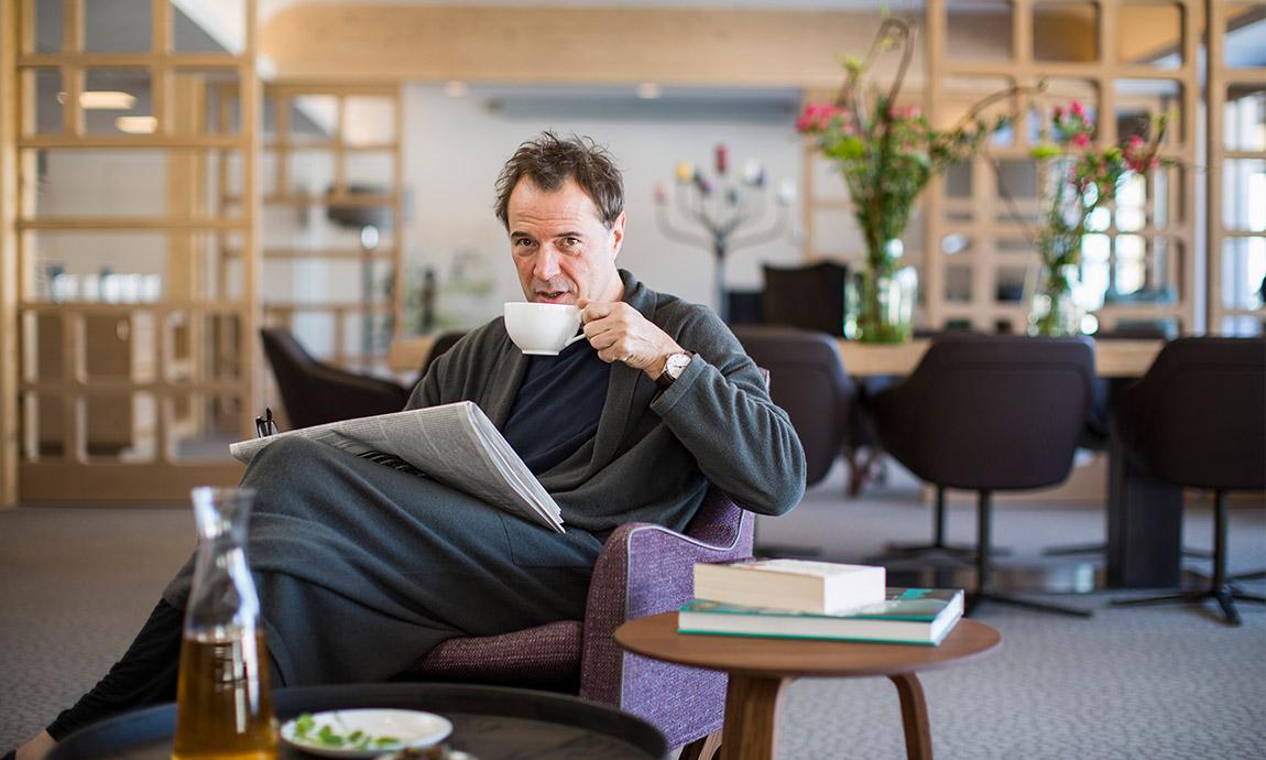 Rickatschwende Interview mit Schauspieler