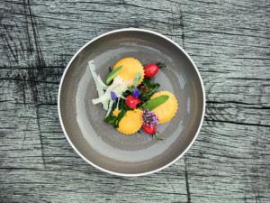 Leckeres Detox Essen, hausgemacht von unserem Chefkoch