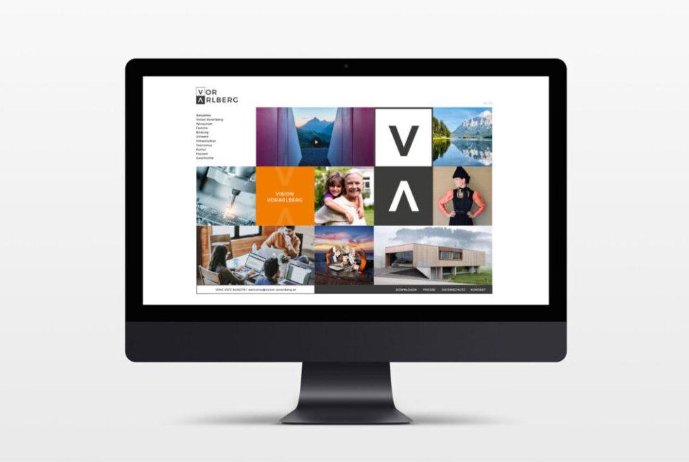 Marke Vorarlberg Website