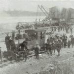 Rheinregulierung 1897–1900