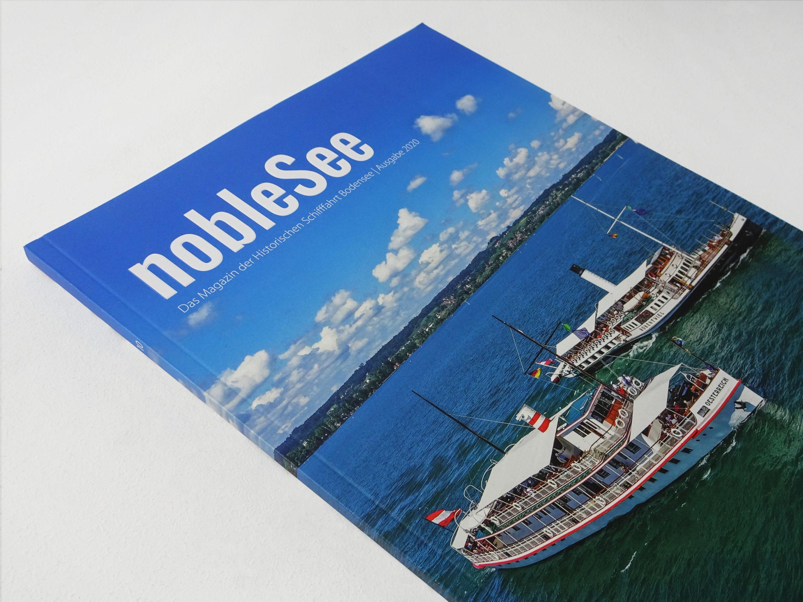 Kundenmagazin HSB