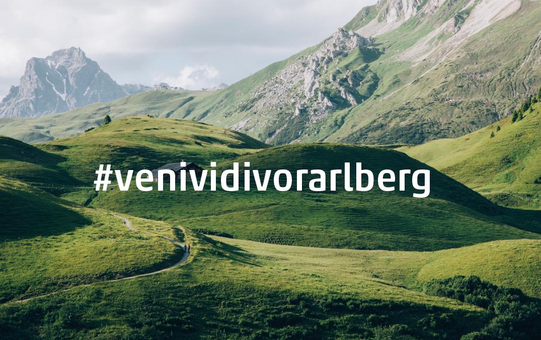 Kampagne Vorarlberg Tourismus